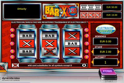 Bar-X 125