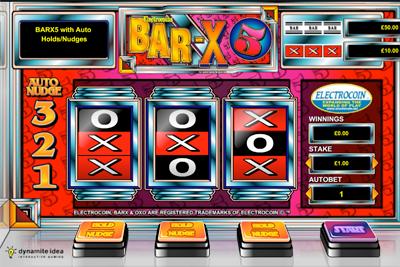 Bar-X 5