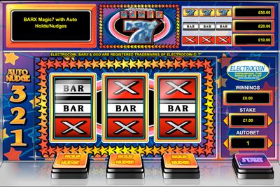 Bar-X Magic 7